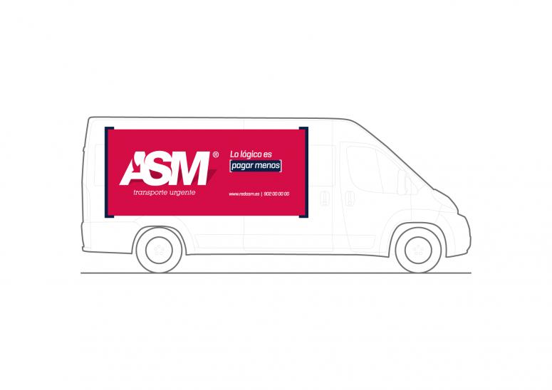 ASM rediseño del logo