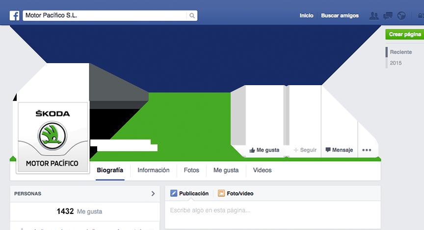 facebook motor pacifico