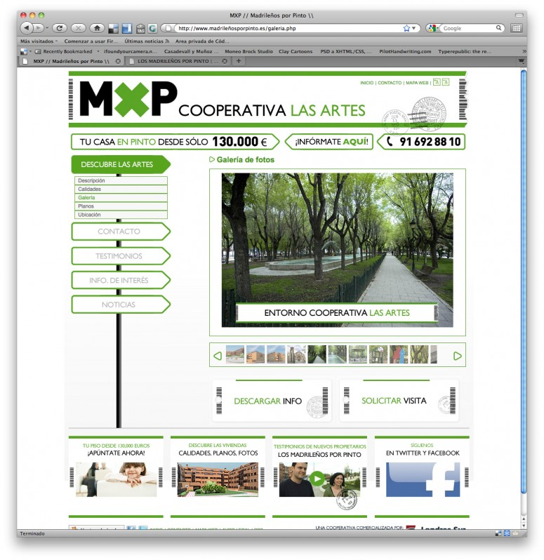 mxp_web_galeria
