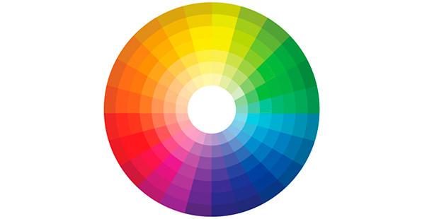 Colores para viralizar contenido - Rueda de colores ...