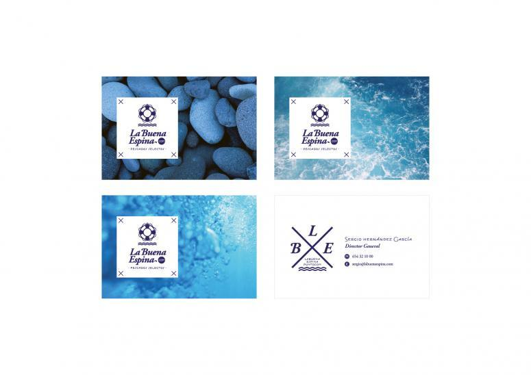 labuenaespina pesaderia online diseño de marca