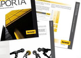 portfolio creado por código visual para la empresa summa