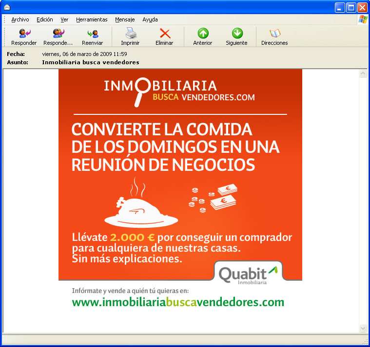 quabit_vendedores campaña de email marketing