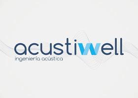 Acustiwell ingeniería acústica diseño de marca