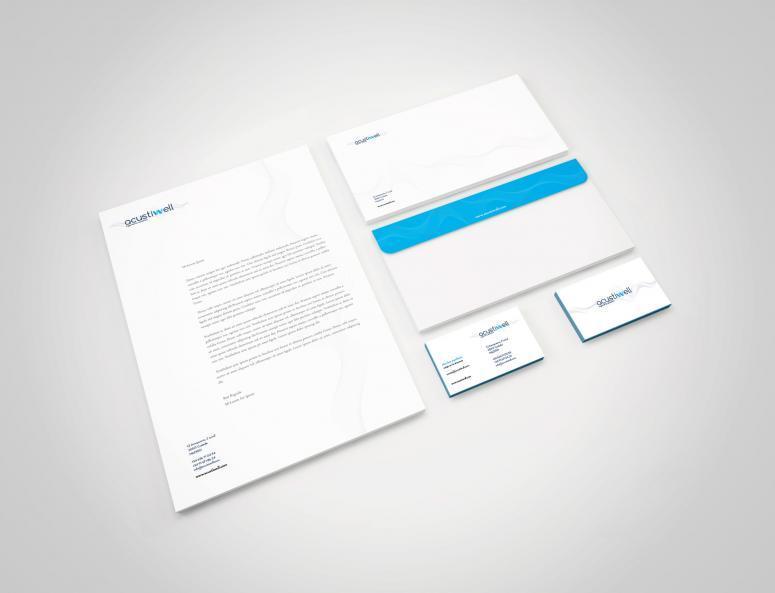 Acustiwell ingeniería acústica diseño de marca y merchandising