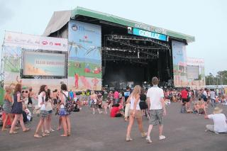 Heineken patrocinando festivales musicales