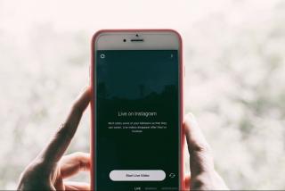 live videos on instagram Código Visual