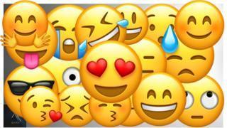 uso de los emoticonos o emojis en Código visual