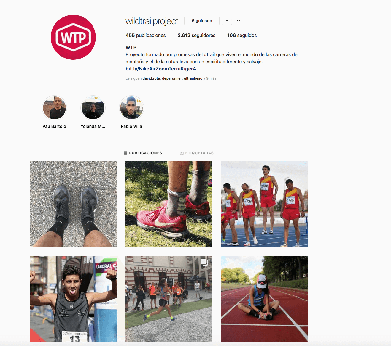 haz tu instagram llamativo como el de wtp